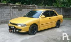 "For Sale Mitsubishi Lancer glxi 94"" 100,000 fix na po"
