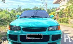 FOR SALE MITSUBISHI Lancer GLXI 96 125k As is where