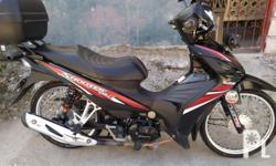 For sale Suzuki Shooter 115 Fi 1st Owner Registered New