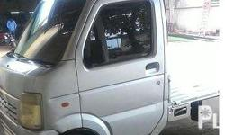 For sale multicab pick-up type DA63 model Manual