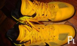 Deskripsiyon for sale nike hyperfuse yellow colorway