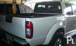 Deskripsiyon Gawin: Nissan Modelo: frontier Taon: 2004