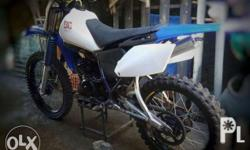 Yamaha DT 125 All Stock Engine Race/Trail 2013 yz