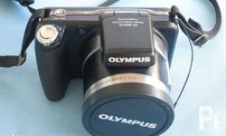 For sale olympus SP-800UZ, 14.1 megapixel camera, 30x