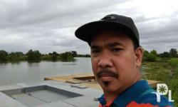 For sale or rent barge or backhoe barge and we built