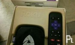 Roku powered for sale or swap! Complete with box.