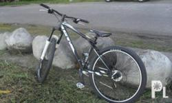 Deskripsiyon a 2 week old bike. im selling the frame