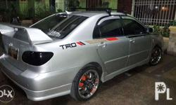 For sale/Swap, 2004 toyota altis. Ice cold ac. Verry