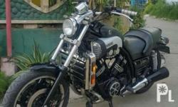 Yamaha.vmax In good running condition 1200 cc Gasoline