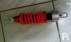 For sale osaki rim and hab for honda beat..shock kahit
