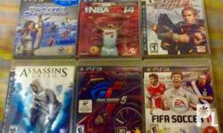 ps3 games for sale package Assassins creed FIFA 2011