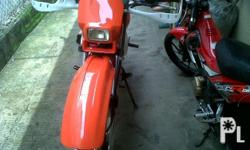 Deskripsiyon rush sale honda xlr '98 model.white/orange