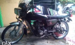 For sale rusi 125 2013 model