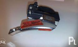 For Sale Shimano Saint FD for 83mm BB almost BNew. For
