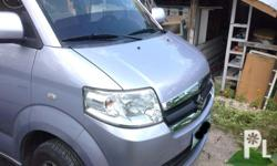 For Sale: Suzuki APV 2008 Model 9 seaters(good for