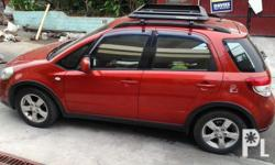 For sale Suzuki sx4 crossover, City drive only.. Very