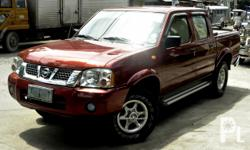 Deskripsiyon Gawin: Nissan Modelo: Frontier Taon: 2003