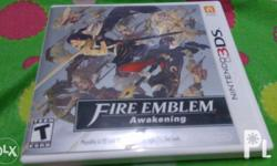 For sale or swap For sale: Fire Emblem Awakening -