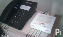 for sale telephone landline slightly use have box and
