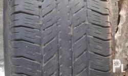 For sale tire 265/65 r17 binta ko kc nag palit kami ng