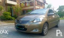 TOYOTA VIOS 2013 1.3G UNIT FOR SALE !!! -Manual