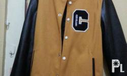 For sale varsity jacket cleveland size xl. Once used if