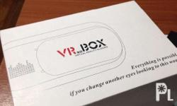 For sale VR Box virtual reality glasses Unused brand