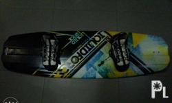 liquidforce 137 wakeboard 2nd hand slightly used from