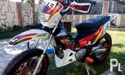 Honda xrm 125 trinity edition with clutch model 2013