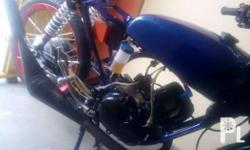 yamaha rs100 in full set up With new parts. Ansal paint
