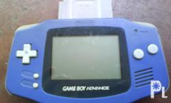 for swap sa cp gameboy advance with 1 cartridge...