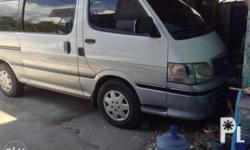FOR SALE: Toyota Hi-Ace GRANDIA. It has a very good