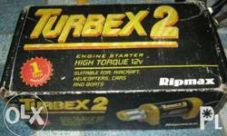 For Sale: Turbex 2 Engine Starter High Torque 12v