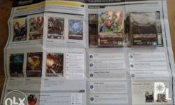 Force of Will 2 Player demo deck from Singapore got 2