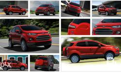 Brand new Ecosport! Own one now! Down Payment - 39,000