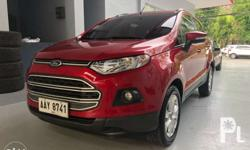 For sale ford ecosport 2014 model Automatic