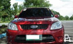Gawin: Ford Modelo: Escape Mileage: 32,000 Kms Taon: