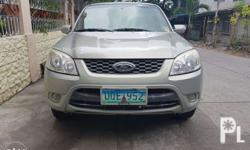 -Ford Escape 2013 chill, XLS a/t gas 38tkm -very fresh