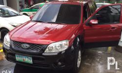 Ford Escape XLT 2011 (Top of the line model). *