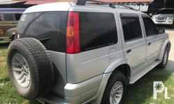 4x2, diesel, manual transmission negotiable just