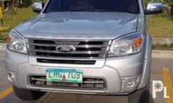 Ford everest 2013 Casa maintained Automatic Gasoline