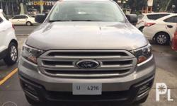 2016 Ford Everest 2.2L 4x2 Ambiente AT UNIT PRICE: