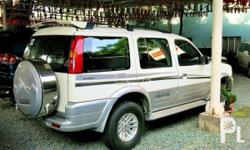 Vehicle Options 2005 Ford Everest 4x4 Year: 2005