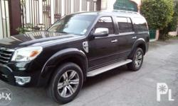 Personal used ford everest,nothing to fix cool