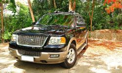 2005 Ford Expedition Eddie Bauer Limited Edition Black