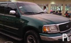 Ford Expedition blue green 450K Negotiable upon