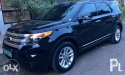 Ford explorer very low mileage 21,000km only, seldom
