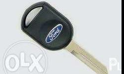 FORD MOTORS EXTRA KEY With DUPLICATION - Add an extra
