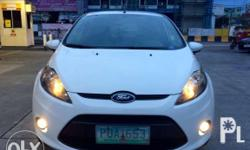 See and Compare Top Of the Line Ford Fiesta AT 2011