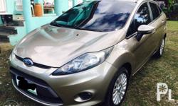 2012 Ford Fiesta Manual 1.4 Engine Very Good running